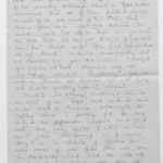 Letter from Muriel Green to her husband, Sept. 12?, 1916, page 2