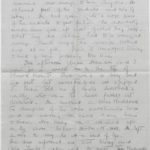 Letter from Muriel Green to her husband, Sept. 12?, 1916, page 3