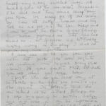 Letter from Muriel Green to her husband, Sept. 12?, 1916, page 5