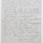 Letter from Muriel Green to her husband, Sept. 12?, 1916, page 6