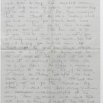 Letter from Muriel Green to her husband, Sept. 10, 1916, page 2