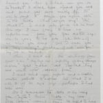 Letter from Muriel Green to her husband, Sept. 10, 1916, page 6