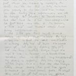 Letter from Muriel Green to her husband Stanley, Sept. 6, 1916, page 4