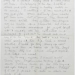 Second letter from Muriel to Stanley written on Sept. 6, 1916, page 3
