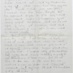 Letter from Muriel to Stanley written on Sept. 7, 1916, page 9