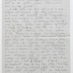 Letter from Muriel to Stanley written on Sept. 8, 1916, page 2