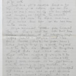 Letter from Muriel to Stanley written on Sept. 8, 1916, page 5