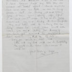 Letter from Muriel to Stanley written on Sept. 8, 1916, page 6
