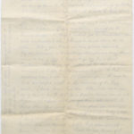 Letter from Stanley to Muriel Green, North Camp, Ripon, page 2