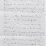Harry Stanley Green's letters and medals, item 112