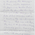 Harry Stanley Green's letters and medals, item 114