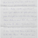 Harry Stanley Green's letters and medals, item 119
