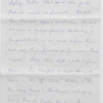 Harry Stanley Green's letters and medals, item 120