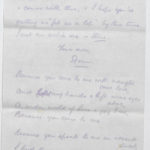 Harry Stanley Green's letters and medals, item 123