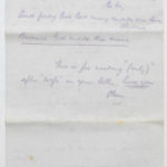 Harry Stanley Green's letters and medals, item 124