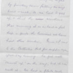Harry Stanley Green's letters and medals, item 131