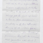 Harry Stanley Green's letters and medals, item 133
