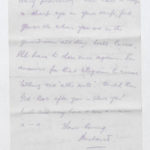 Harry Stanley Green's letters and medals, item 134