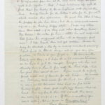 Harry Stanley Green's letters and medals, item 137