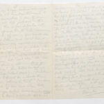 Harry Stanley Green's letters and medals, item 141