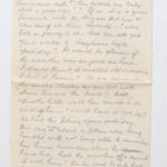 Harry Stanley Green's letters and medals, item 154