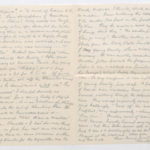 Harry Stanley Green's letters and medals, item 155