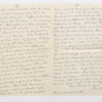 Harry Stanley Green's letters and medals, item 160