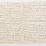 Harry Stanley Green's letters and medals, item 164