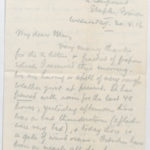 Letter to Muriel from Stanley in General Isolation Hospital, Etaples, France, 30 Aug. 1916