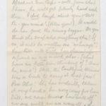 Harry Stanley Green's letters and medals, item 167
