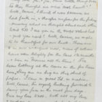 Harry Stanley Green's letters and medals, item 177