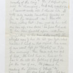 Harry Stanley Green's letters and medals, item 180