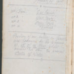 John Breed, Diary and Training diary, item 2