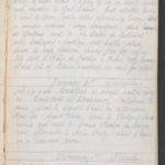 John Breed, Diary and Training diary, item 3