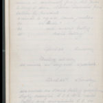 John Breed, Diary and Training diary, item 26