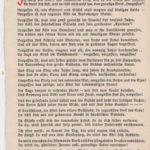 Gedicht \\'Vergessen\\' von Paul Warncke