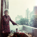 Mrs Green in later life