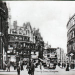Postcard from Charing Cross, Glasgow