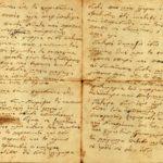 Επιστολές Αντωνίου Πατεράκη προς τους γονείς του - 04