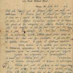 Επιστολή του πατέρα του Αντωνίου Πατεράκη προς το γιό του - 03