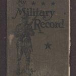 Ημερολόγιο/εγκόλπιο του στρατευσίμου Αντωνίου Πατεράκη
