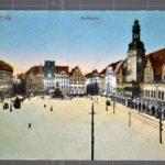 Feldpost von Richard Gänger aus dem Jahr 1915