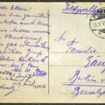 Feldpost von Richard Gänger aus dem Jahr 1915, item 8