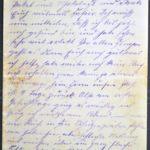 Feldpost von Richard Gänger aus dem Jahr 1915, item 66
