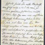 Feldpost von Richard Gänger aus dem Jahr 1915, item 70