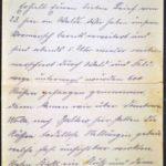 Feldpost von Richard Gänger aus dem Jahr 1915, item 85
