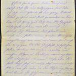 Feldpost von Richard Gänger aus dem Jahr 1915, item 87