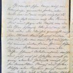 Feldpost von Richard Gänger aus dem Jahr 1915, item 102