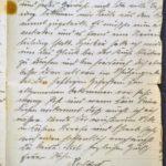 Feldpost von Richard Gänger aus dem Jahr 1915, item 107