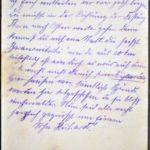 Feldpost von Richard Gänger aus dem Jahr 1915, item 152